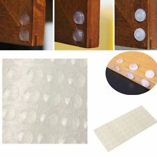50PCS Rubber Self-Adhesive Foot Feet Anti Vibration Buffer Bumpers Door Cupboard