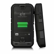Mophie Juice Pack PRO Rugged Battery Case iPhone 4 4S 2500mAh Black Cell Charger