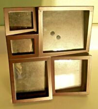 Picture Frame Collage Expresso 5-pictures  8 X 8.5 Home Decor