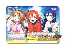 Weiss Schwarz Love Live! x 4 Shout Out to You [LL/W36-TE21 TD] English