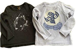 Tea Collection Girls Shirts Sz 4