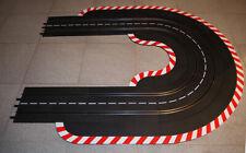 Carrera: Driftkurve Konvolut 7 Schienen - Evo/Exclusiv 132/124- Digital/ProX