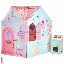 Dream Town Rose Petal Cottage & Cooker Playset - BNIB