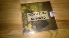 CD Indie M. Ward - Hold Time (14 Song) 4AD REC - sealed -