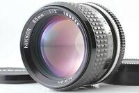 [NEAR MINT] Nikon Nikkor 85mm f/2 Ai MF Lens From JAPAN 764