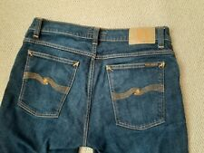 NUDIE JEANS 'Tilted Tor' Mens Jeans Size 34 x 32