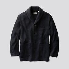Engineered Garments X Uniqlo Fleece Shawl Collar Jacket Navy S Mens | Size XS