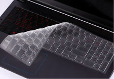 TPU Keyboard Protector Cover for Dell Inspiron G7-7588 G5-5587, VOSTRO 15-7580