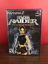 Lara Croft: Tomb Raider The Angel of Darkness (Ps2 Sony PlayStation 2, 2003)