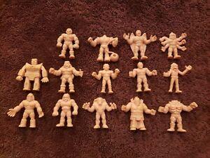 Lot of 14 M.U.S.C.L.E. Men Pink from the 1980s Muscle - Kinnikuman