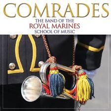 COMRADES - BAND OF THE ROYAL MARINES SCHOOL OF MUSIC - CD