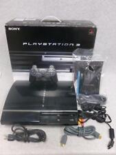Sony PlayStation PS3 60GB Backwards Compatible CECHA01 + Controller W/ BOX!