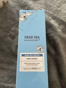 Ahava Dead Sea Essentials Dead Sea Water Body Lotion 6.8oz Full Size - Brand New