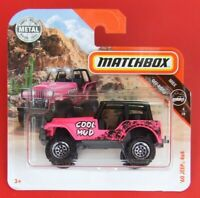 MATCHBOX 2019  ´60 JEEP 4x4   76/100   NEU&OVP