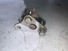 2002 02-19 YAMAHA YZ250 LEFT RIGHT PLATE ENGINE MOUNT REAR