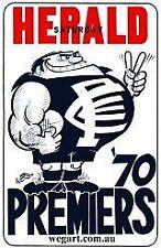 Carlton Blues 1970s AFL & Australian Rules Football Memorabilia