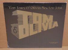 Tom & Olivia SEALED vinyl LP Tom Jones Olivia Newton John 351 Record Company