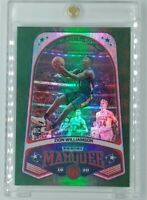2019-20 Panini Chronicles Marquee Green Zion Williamson Rookie RC #244, Parallel
