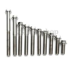 M8 Titanium Flange Hex Head Bolt Cap Screw 20 30 35 40 45 50 55mm 60mm 75mm 90mm