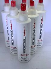 6x Paul Mitchell Flexible Style Fast Drying Sculpting Spray 8.5 packaging varies