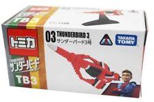Tomica  Takara Tomy  THUNDERBIRD 3 diecast thunderbirds are go TB3