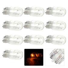 10pcs T20 7443 R580 Wedge Car DRL Turn Signal Stop Brake Tail Light Bulbs 12V