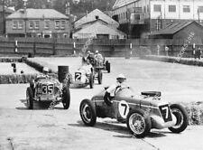 "MG R Type  Riley, MG,ERA,Bugatti. Photo. Empire Trophy. Brooklands 1935 10x7"""