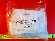 Parker K352165 Seal Repair Kit Gasket Solenoid Seal K352 165 Schrader Bellows