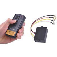 65ft 12V Car/ATV/SUV/UTV Wireless Winch Remote Handset Control Kit Tool Switch