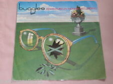 "VINYL 7"" SINGLE - BUGGLES - ADVENTURES IN MODERN RECORDING - CAR 222"