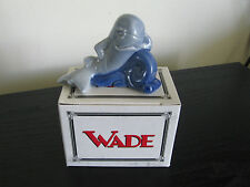 Wade Porcelain Water Life Series Whale Figurine in Box