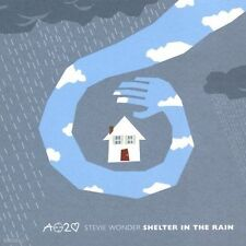 Stevie Wonder - SHELTER IN THE RAIN CD Single - New