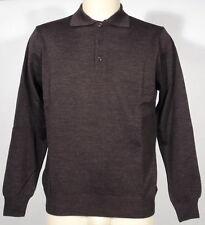 Maglia uomo polo sweater man RAGNO SPORT a.A61048 t.56/XXXL c.310M antracite mel
