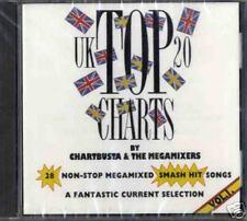 AA.VV  -  UK top 20 chart by Chartbusta    (CD New)