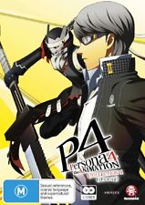 Persona 4 - The Animation : Collection 1 : Eps 1-12 (DVD, 2013, 2-Disc Set)