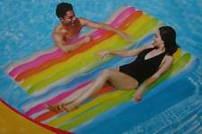 Color Splash Lounge; Pool Raft, Swim Mat Float By INTEX