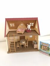 Sylvanian Families Cosy Cottage Starter Home Furniture Accessories Story Bunny