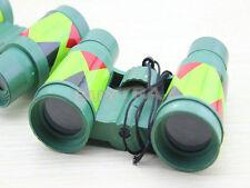 Children's Lovely Toys Educational Camouflage Binoculars Gifts Telescope -GVUK