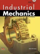 Industrial Mechanics by Albert W. Kemp (Hardcover)