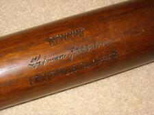 Harmon Killebrew H&B Hickory Game Bat 1965 Minnesota Twins HOF