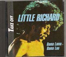 CD COMPIL 16 TITRES--LITTLE RICHARD--BAMA LAMA BAMA LOO--1988