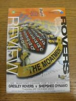 28/10/2003 Gresley Rovers v Shepshed Dynamo [Dr Martens League Cup] . Thanks for
