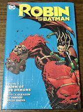 Dc Comics New 52 Robin Son Of Batman Vol 2 Dawn Of The Demons Hardcover New