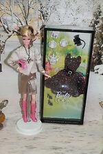 """OFFRE SPECIALE Barbie """"Shoe Obsession"""" reloolée + Coffret Look Tea Party"""