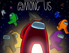 Among Us Game For PC | All Skins & Pets & Hats| Instant Delivery |  WINDOWS |