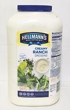 1 Gallon Hellmann's Creamy Ranch Dressing