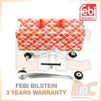 GENUINE FEBI BILSTEIN HEAVY DUTY CONTROL ARMS SET AUDI A4 B5 B6 A6 VW PASSAT