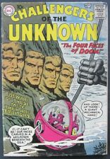 1959 Challengers of The Unknown No. 10, National Comics Publications, Vintage