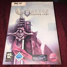 crusaders thy kingdom come PC Game