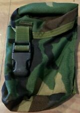Canister Pocket M81 Woodland Molle II MILITARY ARMY USMC DAAD16-00-F-5583 GP CAG